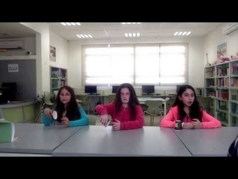 How To Learn The Cup Song- Herzog Elementary School