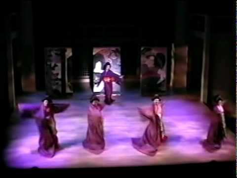 Pacific Overtures 12.15.04 Revival - Welcome to Kanagawa