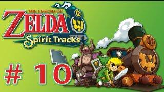 Guia Zelda - Spirit Tracks - # 10
