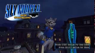PS Vita Longplay Sly Cooper and the Thievius Raccoonus