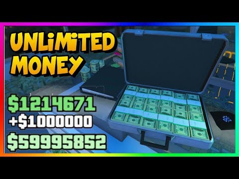 The Best Ways To Get Millions Of Dollars In Gta Online