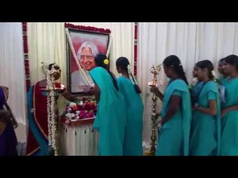 Tribute to Dr.Kalam