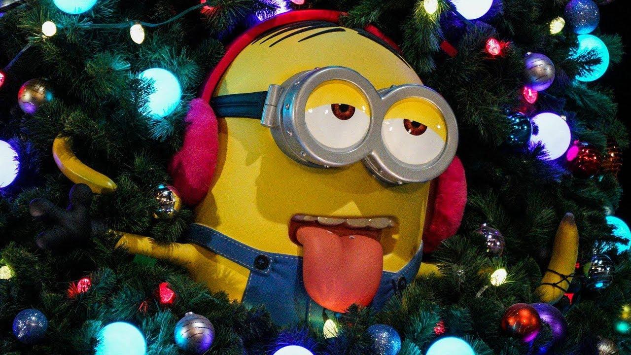 Universal Orlando Christmas – Holiday
