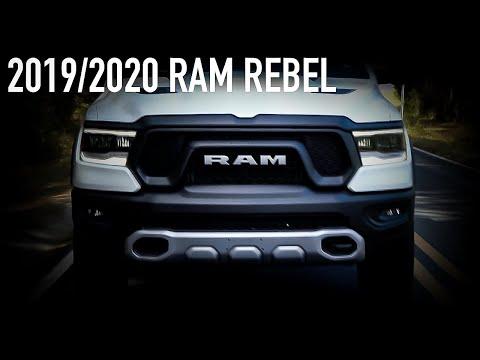 2019 Ram 1500 Rebel   Best Lease Ever