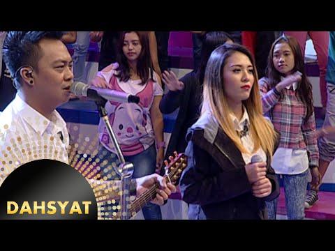 Duet Keren Gio Feat Mega Zigaz 'Jangan Menangis' Dahsyat 4 Feb 2016