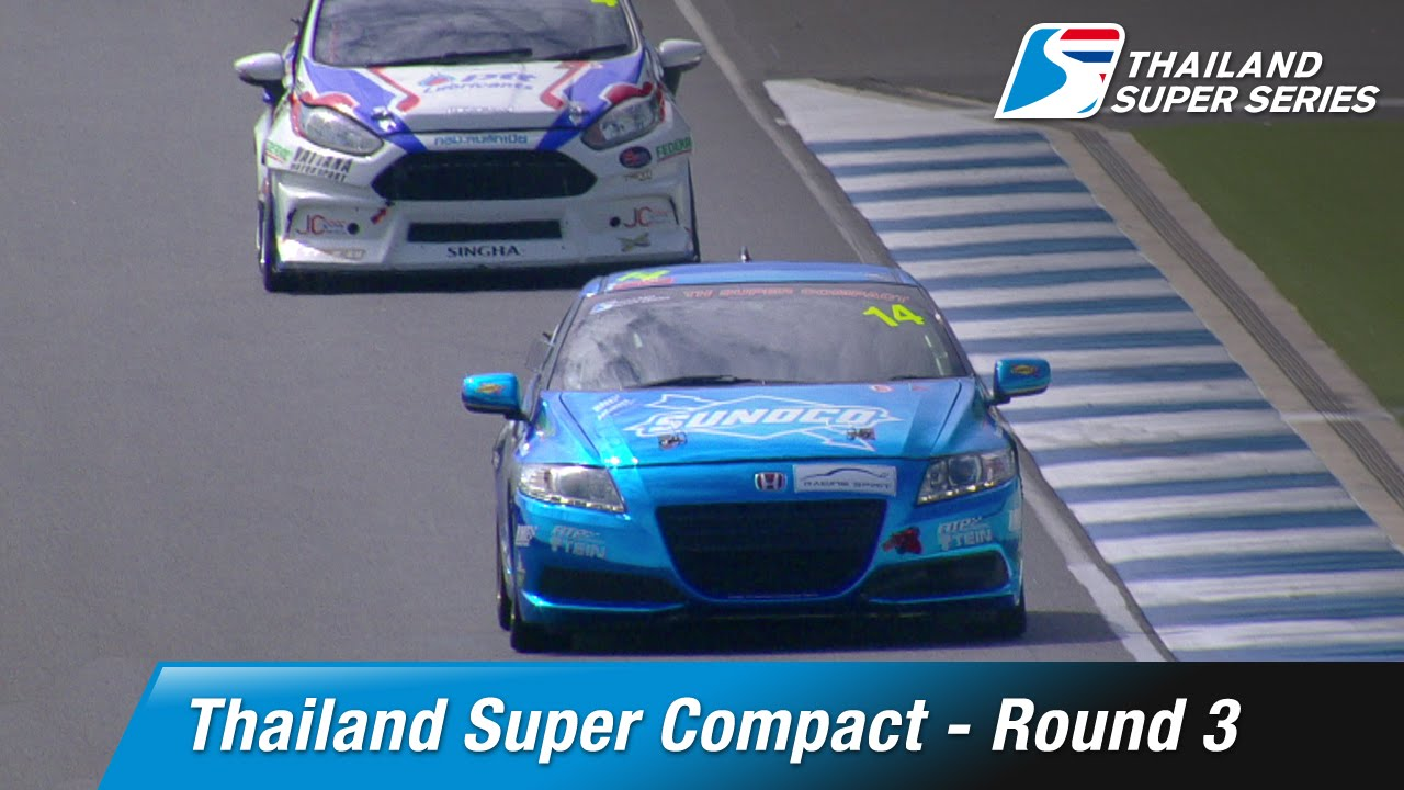 Thailand Super Compact - Round 3 | Chang International Circuit