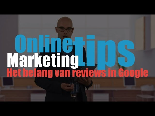 Het belang van reviews in Google