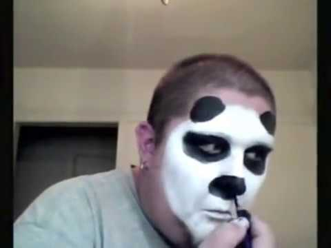 Panda Bear Face Painting | Marvelous Masks Chicago Face ...