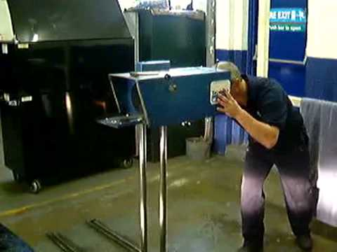 MOT Test - Headlamp Aim