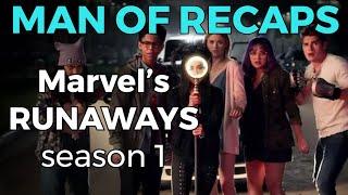 RECAP!!! - Marvel's Runaways: Season 1