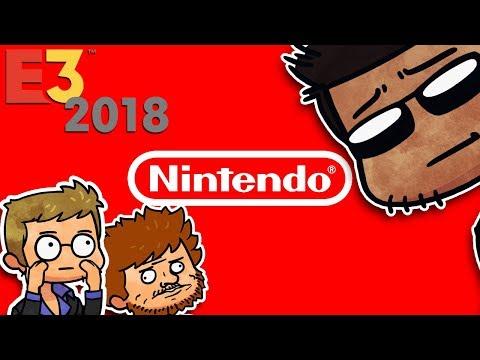 E3 NINTENDO : SHOW ME L'AMOUR ! (Un peu de Smash avant)