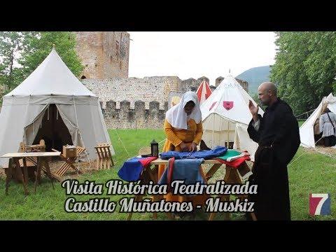 Intrigas del Castillo Muñatones de Muskiz
