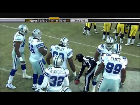 2008 Cowboys @ Steelers