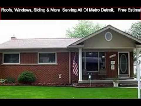Emergency Roofing Repairs Sterling Heights Mi | Sterling Heights Mi Roof  Repair | Clinton Twp Roofer   YouTube