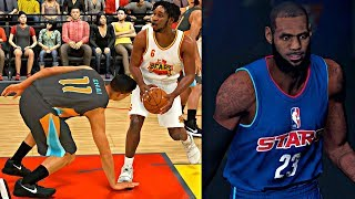 NBA 2K19 MyCAREER - DOWN TO THE LAST SHOT AGAINST LEBRON JAMES! BREAKING ANKLES IN CHINA!