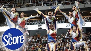 Best In The Land: The NU Pep Squad | The Score