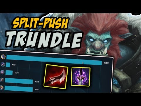 Lethality Trundle - Win without attacking your opponent | Adventures of SpicyNoodle264 #Ep7