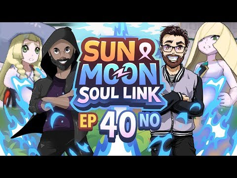 LOST VOICE Pokémon Sun & Moon Soul Link Randomized Nuzlocke w TheKingNappy Ep 40