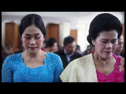 Ikat Janji Pernikahan , martumpol Pdt M.Rajagukguk.S.Th/ Terlita br SImangunsong.S.KM