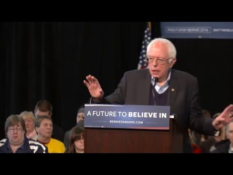 People Can't Live on $12,000 a Year | Bernie Sanders