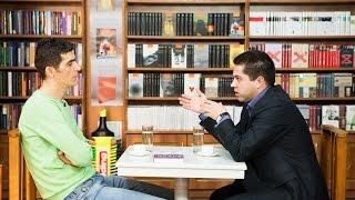 Բարձր գրականություն Արքմենիկ Նիկողոսյանի հետ  Պարույր Սևակ