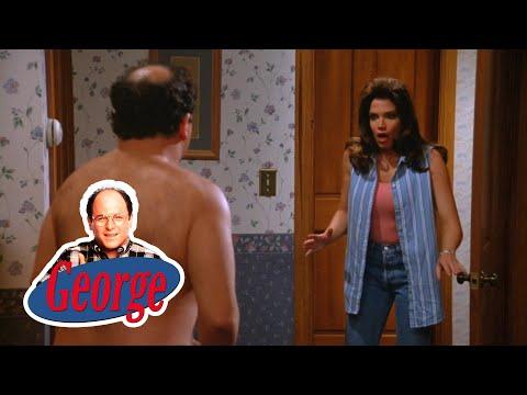 George's Shrinkage - Seinfeld