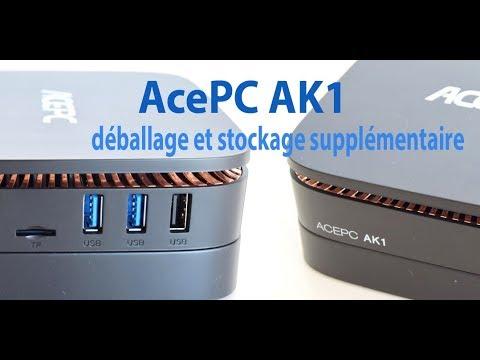 ACEPC AK1 Mini PC: my tests and impressions - ActiveTech