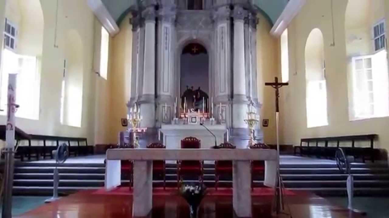 Resultado de imagem para Praça e Igreja de Sto. Agostinho Macau