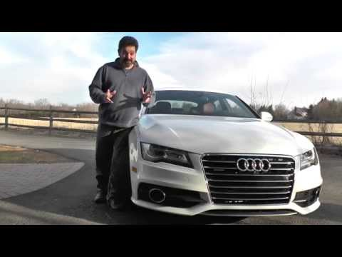 2014 Audi A7 TDI Review - MPG Road Test (with 0-60 MPH)
