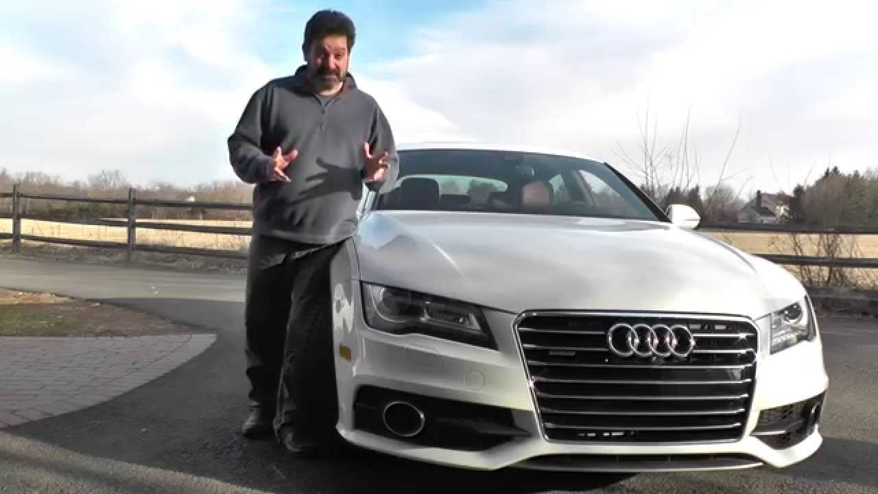 Audi A TDI Review MPG Road Test With MPH YouTube - Audi a7 mpg