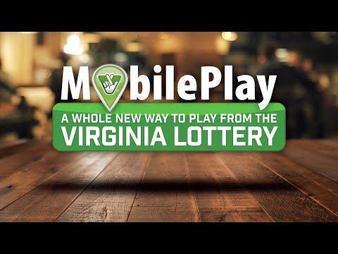 Virginia lottery pick 3 4 please