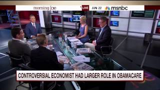 Morning Joe Panel Mocks White House For Lies About Gruber's Role In ObamaCare