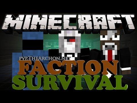 Minecraft: 1.7 Faction Server Survival -...