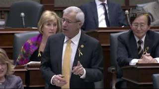 Chamber concerned over Auditor report: Fedeli April 26, 2018