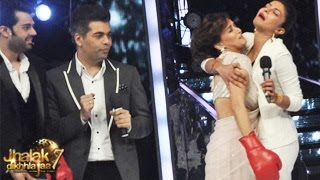 Priyanka Chopra on Jhalak Dikhhla Jaa 7 23rd August 2014 Episode