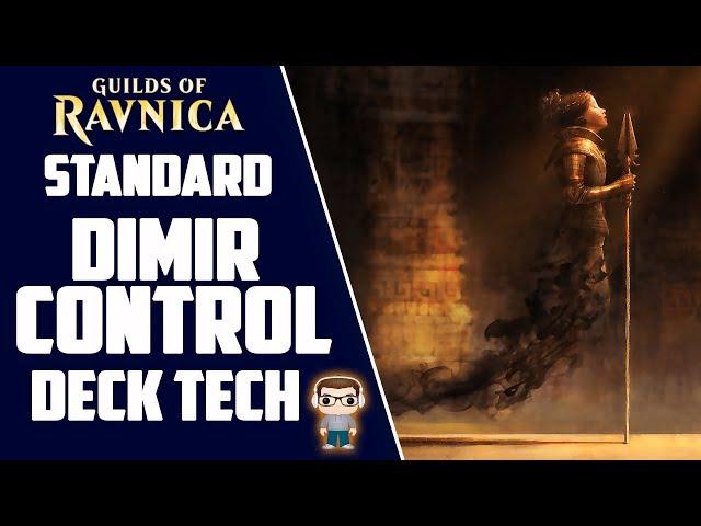 DIMIR CONTROL Deck Tech - Guilds of Ravnica Standard (MTG) -  YoutubeDownload pro