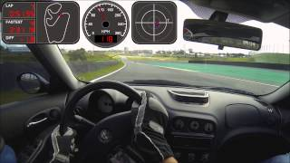 Hot lap - Interlagos - Alfa Romeo 156 2.0 TS