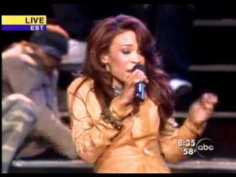 Destinys Child  Lose My Breath Good Morning America 2004