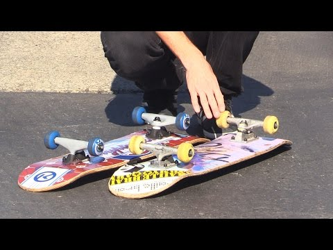 WALMART SKATEBOARD VS REGULAR BOARD | VS EP 3