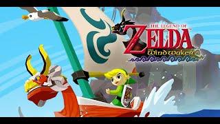 Tujelsendo: La legendo de Zelda: Ventvekilo