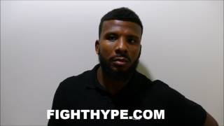 BADOU JACK REVEALS ERROL SPENCE GAVE MAYWEATHER ALL HE CAN HANDLE;  PICKS SPENCE OVER BROOK
