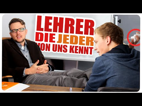 lehrer die jeder von uns kennt youtube. Black Bedroom Furniture Sets. Home Design Ideas