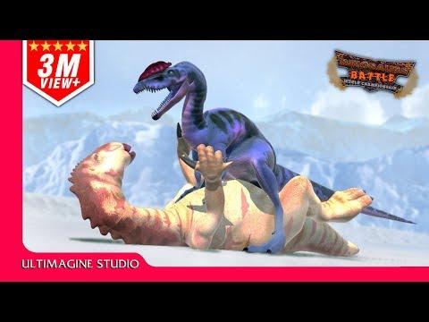 Dinosaurs Battle s1 GC3