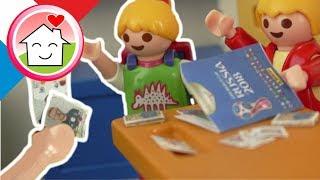 Playmobil en francais Un voleur a l´ecole - Famille Hauser - Jouets pour enfants