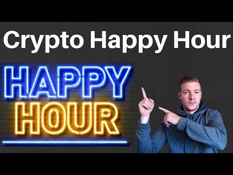 Crypto Happy Hour - Market Pullback - January 22nd Edition