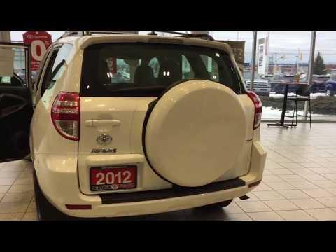 2012 RAV4 4WD - Milton Toyota