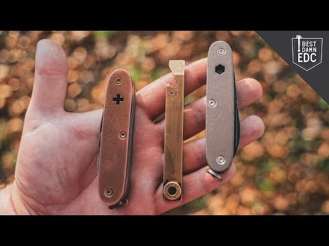 Are These the Best Swiss Army Knives Money Can Buy?