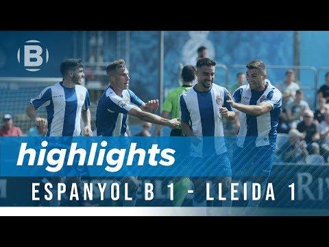 Resum Espanyol B 1 - Lleida 1