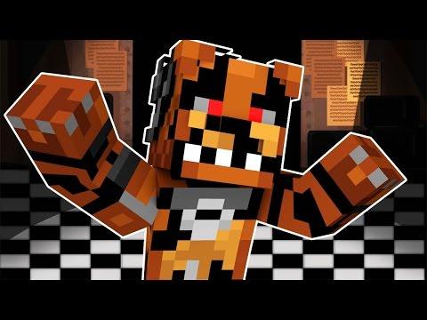 FNAF LEGENDS – NIGHTMARE FREDDY'S RETURN! #10 (Minecraft Roleplay)