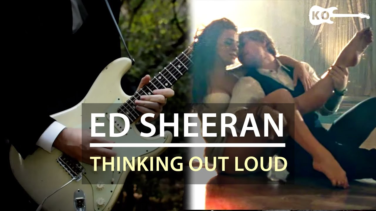 thinking out loud guitar instrumental download